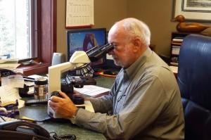 dr mcgrann microscope